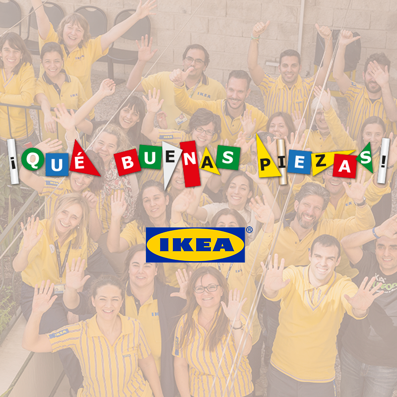 Programa De Voluntariado Corporativo De IKEA