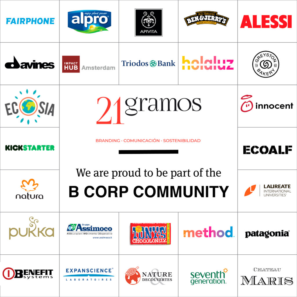 21gramos_bcorp_ProudtobeaBCorp